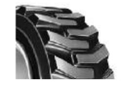 Skid Power Steer King Tires